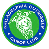 Philadelphia Outrigger Canoe Club Logo